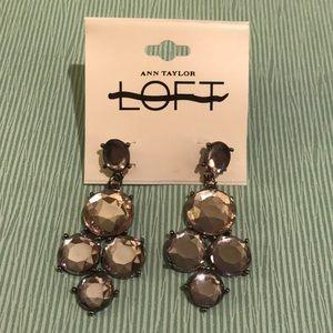Ann Taylor Loft Dangle Earrings NWT